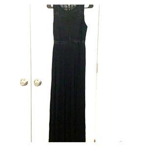 Material Girl Maxi Dress